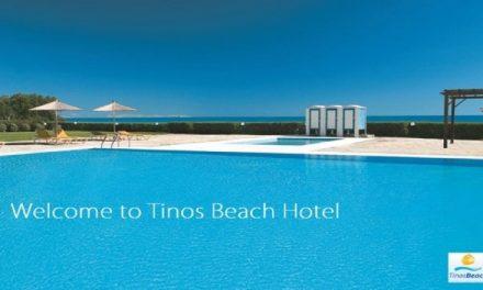 Προσφορά για 4* Tinos Beach Hotel – Τήνος