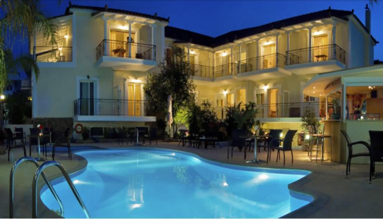 Προσφορά για Theoxenia Hotel – Μεσσηνία