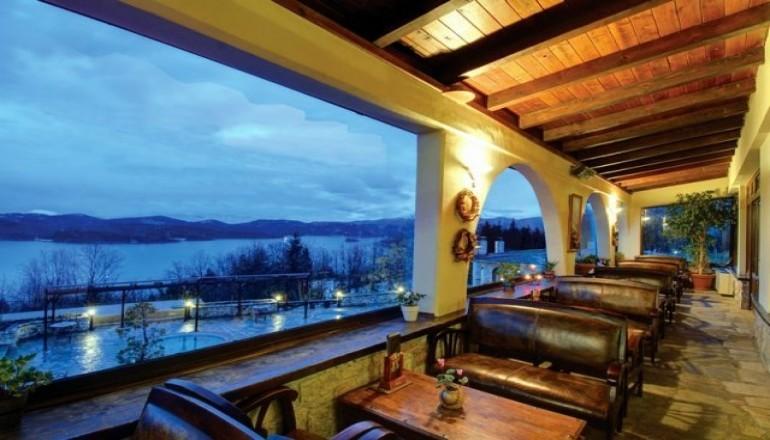 Προσφορά για 4* Naiades Hotel – Λίμνη Πλαστήρα