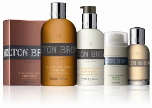 Molton Brown προϊόντα ομορφιάς