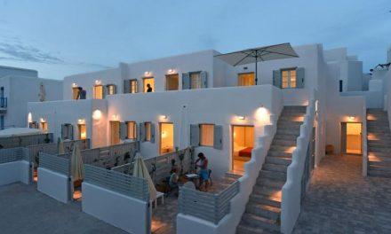 Προσφορά για 4* Porto Naoussa Hotel – Πάρος