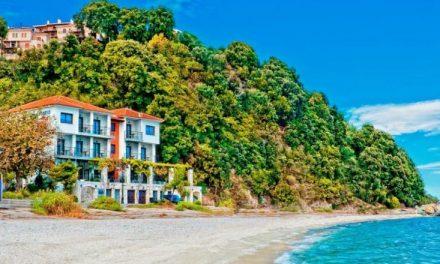 Προσφορά για Manthos Blue Hotel – Άγιος Ιωάννης Πηλίου