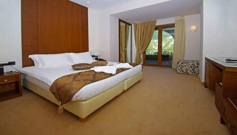 Προσφορά για 4* La Munte Mountain Resort – Μέτσοβο